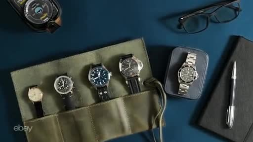 """Introducing eBay's Authenticity Guarantee. eBay launches """"Authenticity Guarantee,"""" a new post-sale authentication service by independent experts for all watches sold for $2,000."""