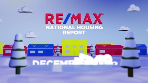 RE/MAX National Housing Report for December 2020