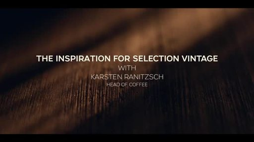 The Inspiration for Selection Vintage with Karsten Ranitzsch.