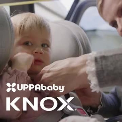 UPPAbaby Expands Car Seat Family with the KNOX Convertible Car Seat