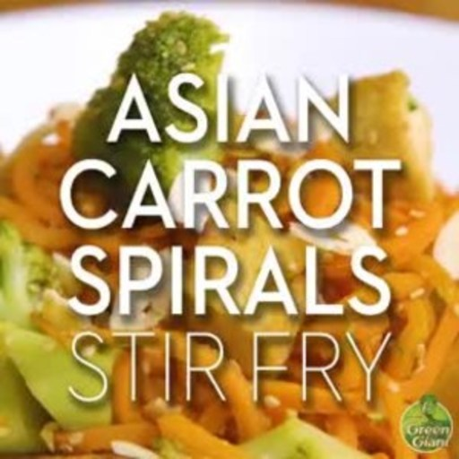 Green Giant Veggie Spirals™ featured in one of the brand's delicious recipes