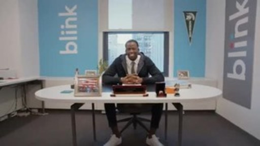 Blink Fitness announces agreement for expansion with two-time NBA Champion Draymond Green.