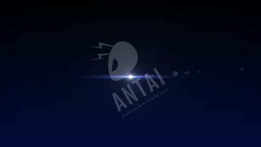Antaisolar lançou SPACE, o rastreador solar mais longo do mundo na SNEC 2021