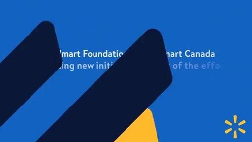 La fondation Walmart s'engage à investir 20 millions de dollars sur cinq ans afin de faire progresser l'équité des Canadiens noirs et autochtones