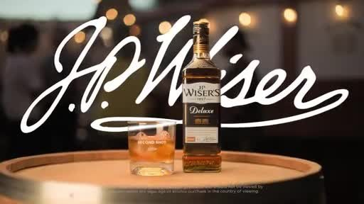 J.P Wiser's Gives Canadians a Second Shot at Celebrating Moments Missed During the Pandemic