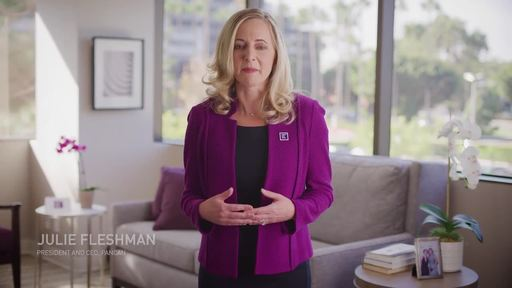 PanCAN President/CEO, Julie Fleshman, describes the Pancreatic Cancer Awareness Month PSA campaign in a short teaser video.
