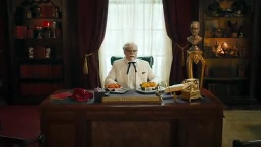 Advertising spots featuring Ray Liotta as the new Colonel begin airing Sunday, September 10.