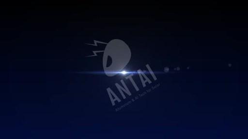 Antaisolar lanzó SPACE, el seguidor solar más largo del mundo en SNEC 2021