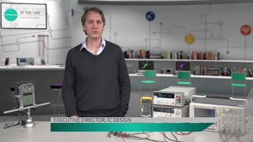 A video demonstration of the extremely low quiescent current and True Shutdown(TM) capabilities of Maxim's nanoPower boost regulator using the MAX17222 evaluation kit