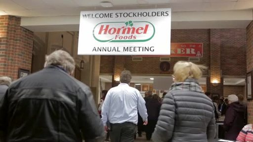 2017 Hormel Foods Annual Meeting