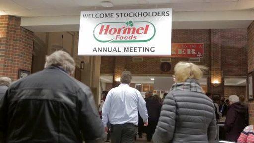 2017 Hormel Foods Annual Meeting