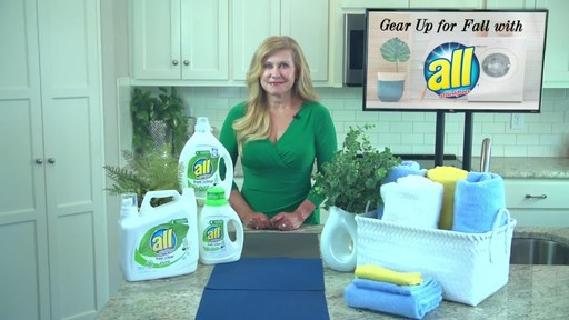Fall Laundry Tips With Laura Dellutri Home & Life Style Expert