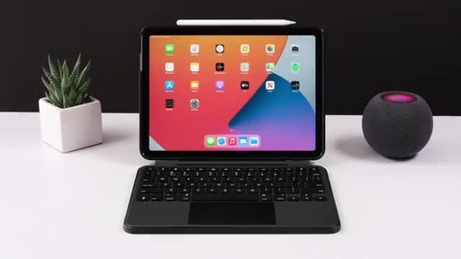 Brydge Announces Air MAX+ Wireless Keyboard with Multi-Touch Trackpad  for iPad Air (4th generation)