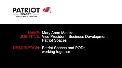 Patriot Spaces Ships Next Generation of Converted Storage ...