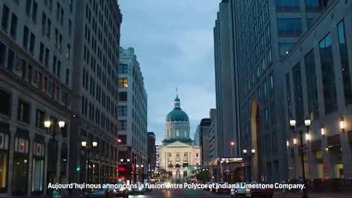Polycor Inc. étend sa présence aux États-Unis en fusionnant avec Indiana Limestone Company