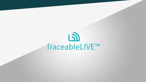 TraceableLIVE® Monitor your environments efficiently and effectively.