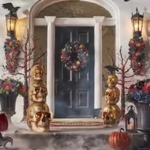 Grandin Road® Halloween Haven is Here - and it's Wickedly Good...