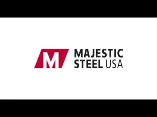 Majestic Steel USA's month of giving may be over but the spirit continues