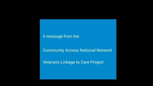 Veterans Linkage to Care: Perspectives on HIV, Viral Hep, Opioids & Mental Health