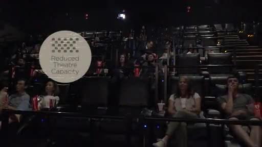 Landmark Cinemas' enhanced steps to maintain physical distancing
