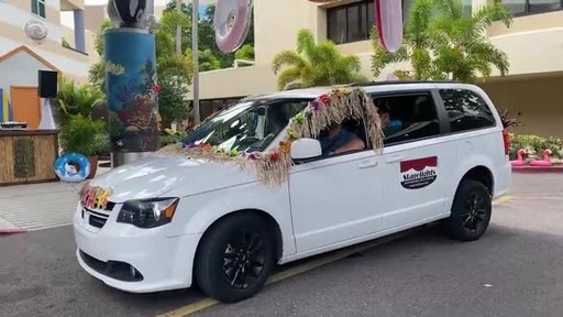 St. Joseph's Children's Hospital in Tampa Hosts Special Car Pool...