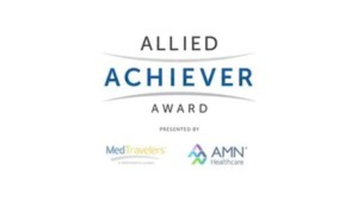 AMN Healthcare Allied Health Professionals Week Awards