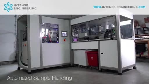 The Intense Engineering HSP-1000 brings speed, safety, and accuracy to COVID-19 sample testing.
