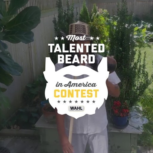 CALLING ALL BEARDED MEN: Wahl Grooming wants to give you $20,000! Just upload a video showcasing any talent or skill for a chance to win. Juggling? Sure! Drumming? Go for it! ENTER BY 10/9. www.bitly.com/WahlMostTalentedBeard.