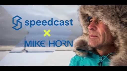 Speedcast x Mike Horn. Speedcast Partners with World's Greatest Modern Day Explorer Mike Horn. Follow Mike Horn's journey at www.speedcast.com/mike-horn