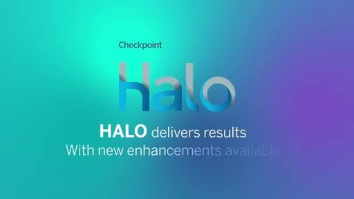 Checkpoint expands its feature rich HALO platform with NEW omnichannel capabilities