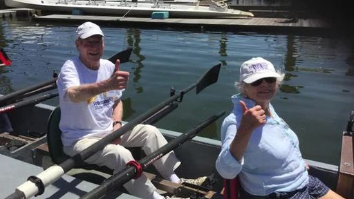The resident rowing team at Atria Senior Living's Darien, Connecticut retirement community recently attempted a series of world records using Concept2's indoor rowing machines. One resident set a new U.S. record, and another resident set a new world record.