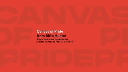 Biti's Canvas of Pride - Case Film