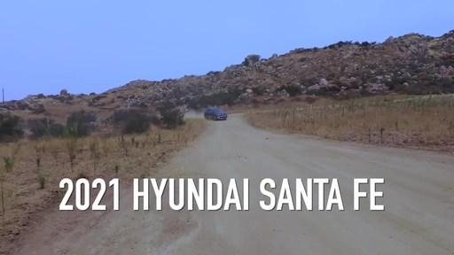 2021 Hyundai Santa Fe adds Innovative Design, Powertrain and Driver Convenience Technologies
