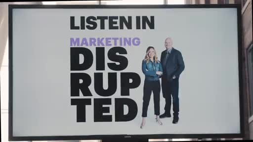 """VIDEO: Accenture Launches """"Marketing Disrupted"""" Podcast Series to Help CMOs and Their Organizations Thrive in the Age of Digital Disruption"""