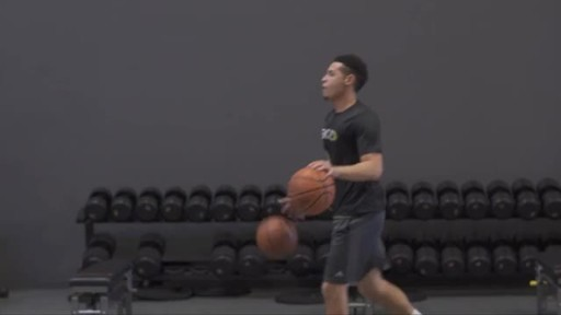 Basketball Drills with SKLZ Agility Trainer Pro