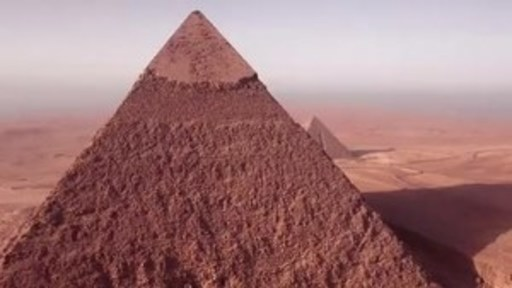 Ancient history meets new technology with stunning revelations in Scanning The Pyramids, available on CuriosityStream.