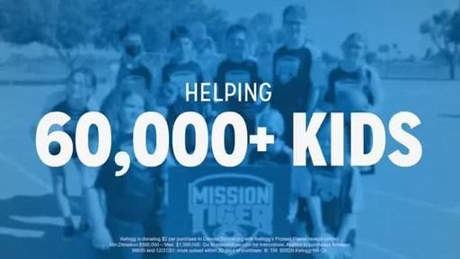 Kellogg Company Mission Tiger