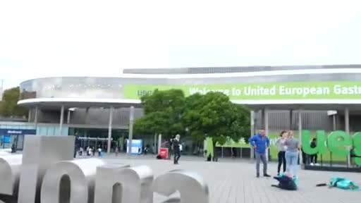 50 Years of Colonoscopy Exhibition at UEG Week 2019