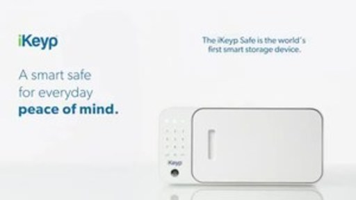 The iKeyp Bolt, the newest member of the groundbreaking iKeyp Smart Safe product line, will be showcased January 9-12, 2018 at CES in Las Vegas.