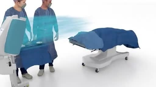 Operio Mobile surgical animation