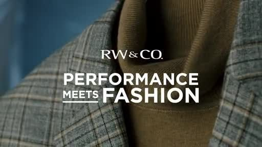 Performance Meets Fashion is at the heart of RW&CO.'s Fall 2019 suiting campaign starring Morgan Rielly (Toronto Maple Leafs), Mark Scheifele (Winnipeg Jets), Johnny Gaudreau (Calgary Flames), and Phillip Danault (Montreal Canadiens)