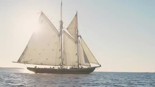 VIDEO: The tall ships return to Toronto's waterfront for the Redpath Waterfront Festival, presented by Billy Bishop Airport, Canada Day weekend, June 29-July 1.
