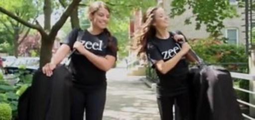 Zeel massage app launches in Savannah
