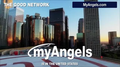 """""""MyAngels, known as the Good Network, will change the way we interact forever"""""""