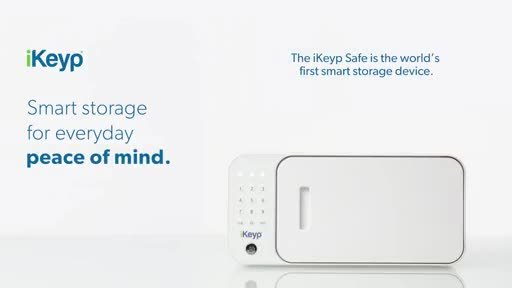 Solo Technology Holdings, LLC is pleased to introduce the iKeyp Pro - the world's first Smart Safe for everyday items that need to be securely stored, yet regularly accessed.