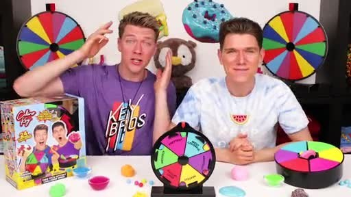 Moose Toys and No. 1 Family-Friendly YouTube Creators Collins and Devan Key Launch Exclusive Toy Line