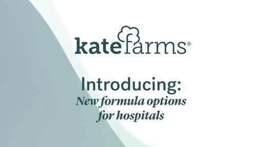 Kate Farms New Ready-To-Hang Closed System Is The First And Only...
