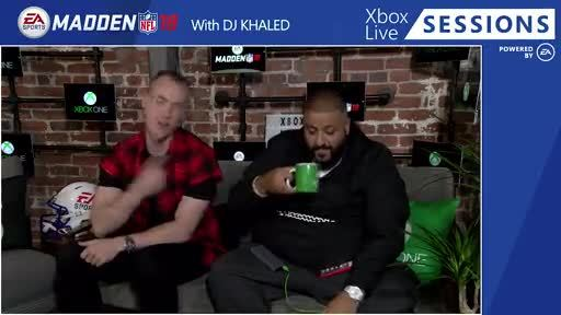 """DJ Khaled and DJ Skee host first ever Xbox Live Session"" Courtesy of Xbox"