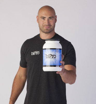 """Former professional football player Ben Leber on BiPro: """"It is the only protein that I will drink."""""""