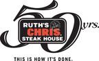 Ruth's Chris Steak House Celebrates 50th Anniversary